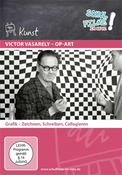 Schulfilm Victor Vasarely - Op-Art downloaden oder streamen