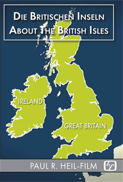 Lehrfilm: All About The British Isles - Maps, facts and figures